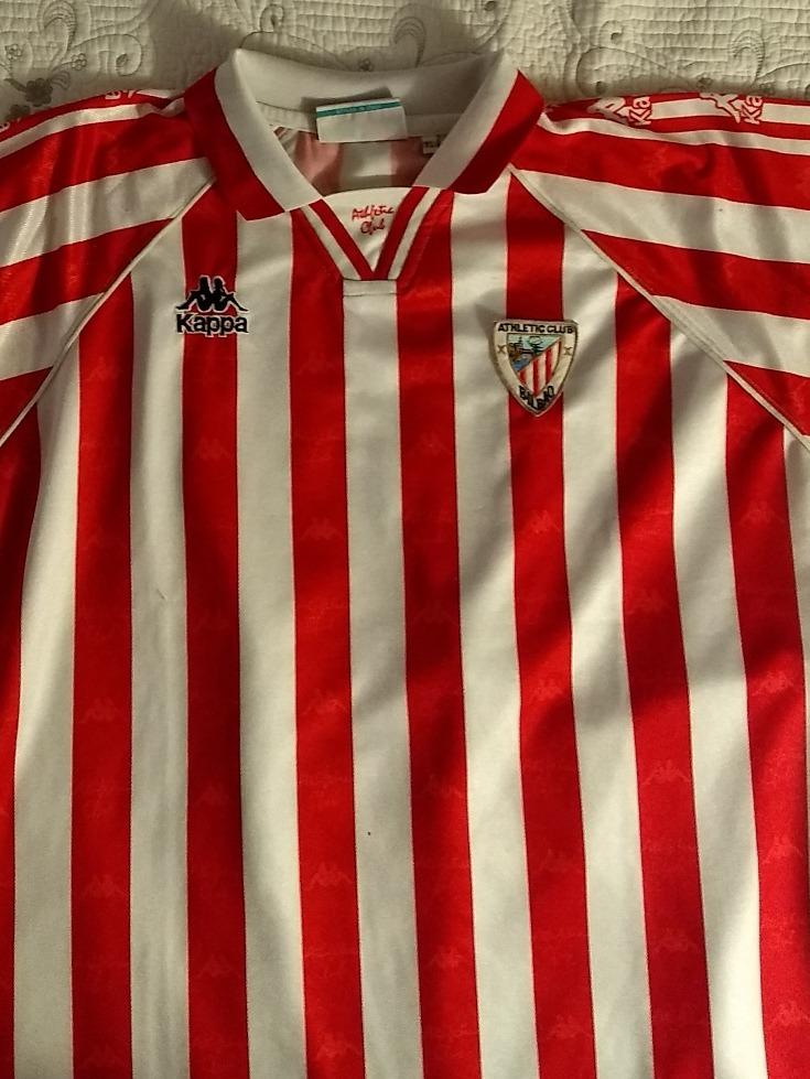 f4d7509873c74 camiseta kappa athletic de bilbao. Cargando zoom.