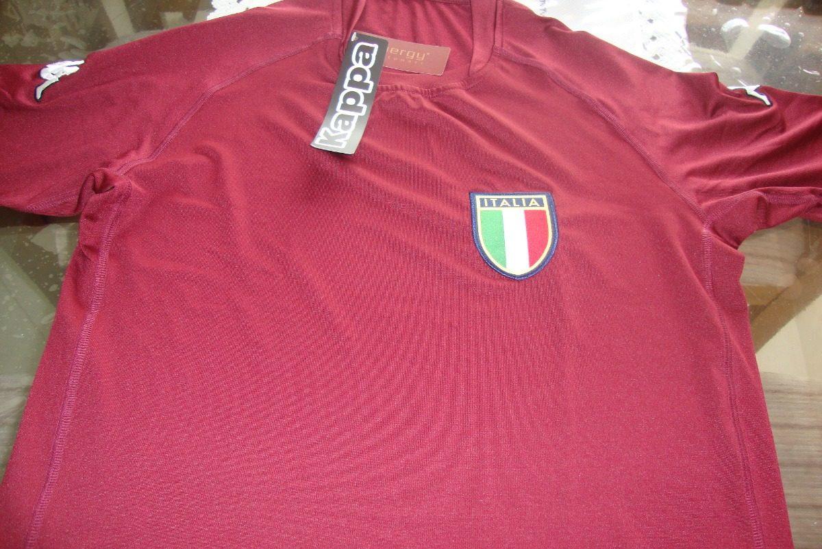 b9c53375ee camiseta kappa itália 2002 kombat. Carregando zoom.
