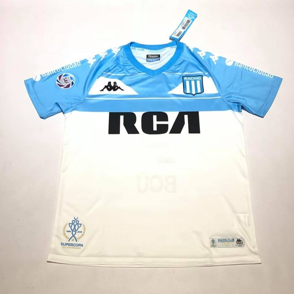 camiseta kappa racing club super copa 1988 utileria. Cargando zoom. 425ba0bf0e63b