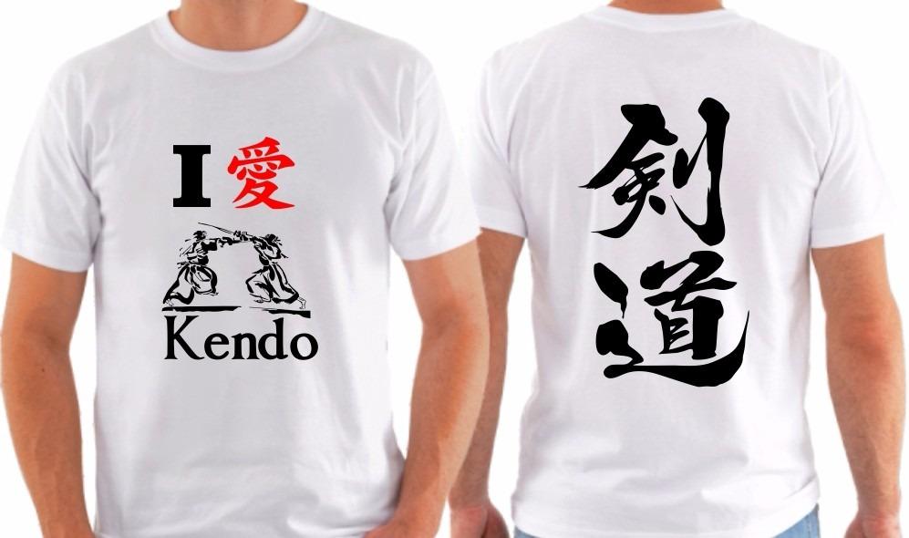 b71c2cac1 Camiseta Kendo Arte Marcial Japão Espada Luta Katana Eu Amo - R  38 ...