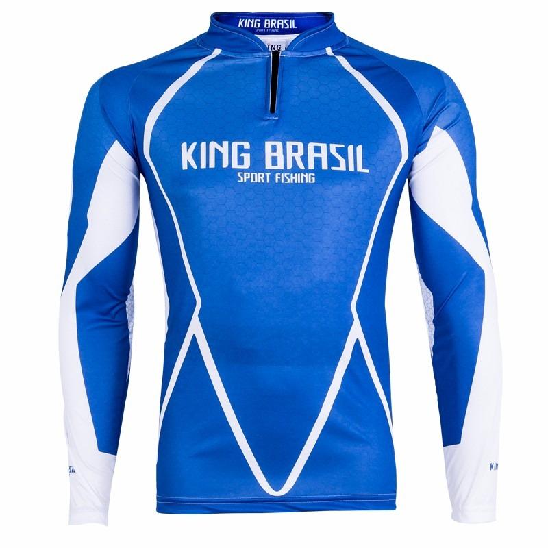 camiseta king brasil sublimada (kff65). Carregando zoom. 3996a9f54dcea