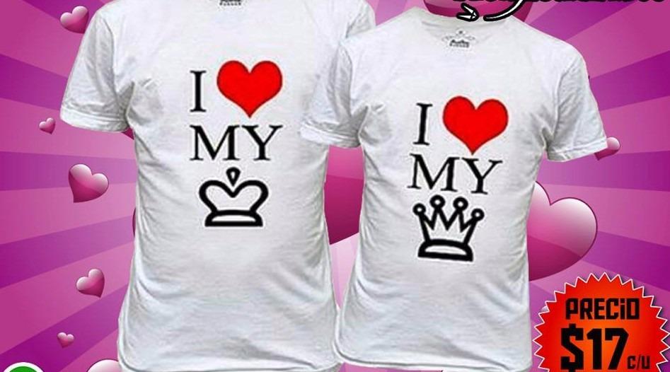 Descripción. camiseta de King queen tallas S M L XL 642122d6217b6