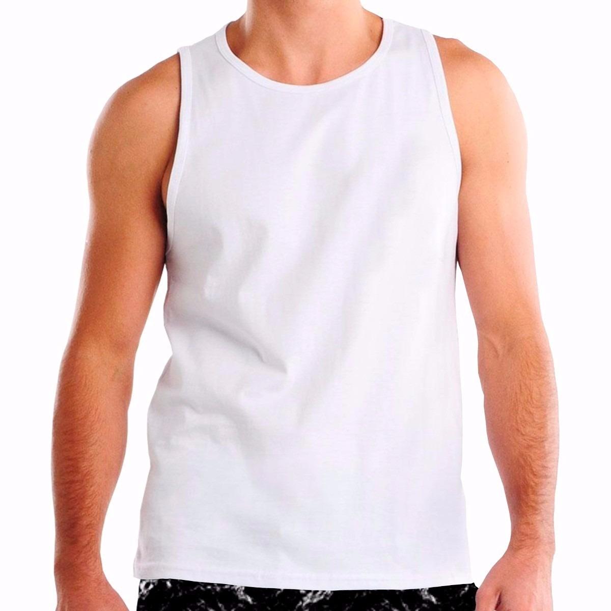 380c7637ceca4 camiseta kit c  10 peças regata 100% algodão frete grátis. Carregando zoom.