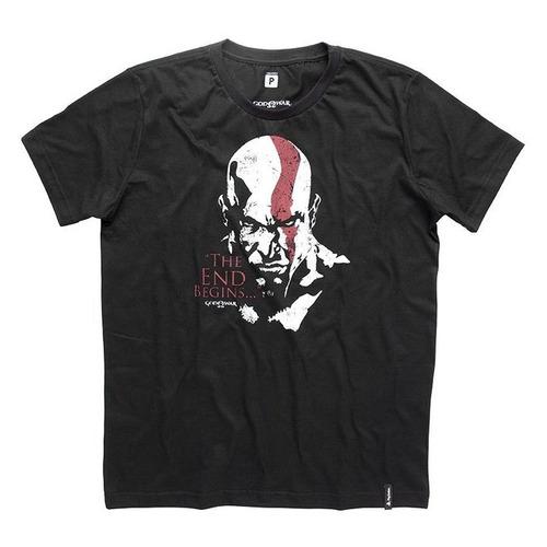 camiseta kratos (god of war)