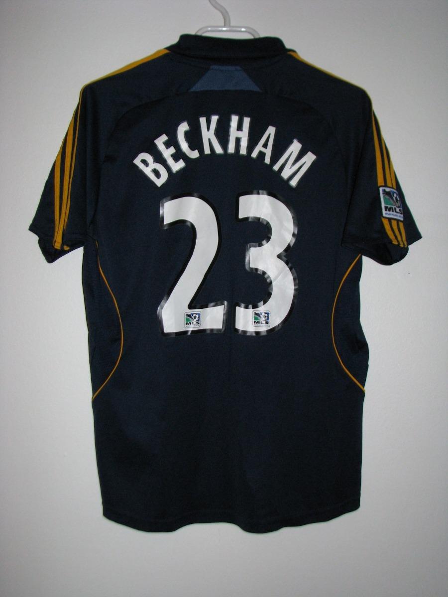 b718b41c3723f Camiseta La Galaxy Beckham adidas Mls Impecable -   15.000 en ...