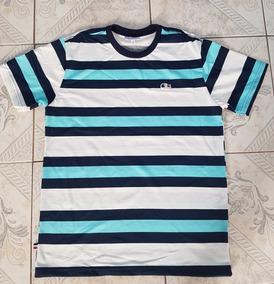 0d7c5b8837f Camiseta Lacoste Masculina Listrada De - Camisetas no Mercado Livre ...