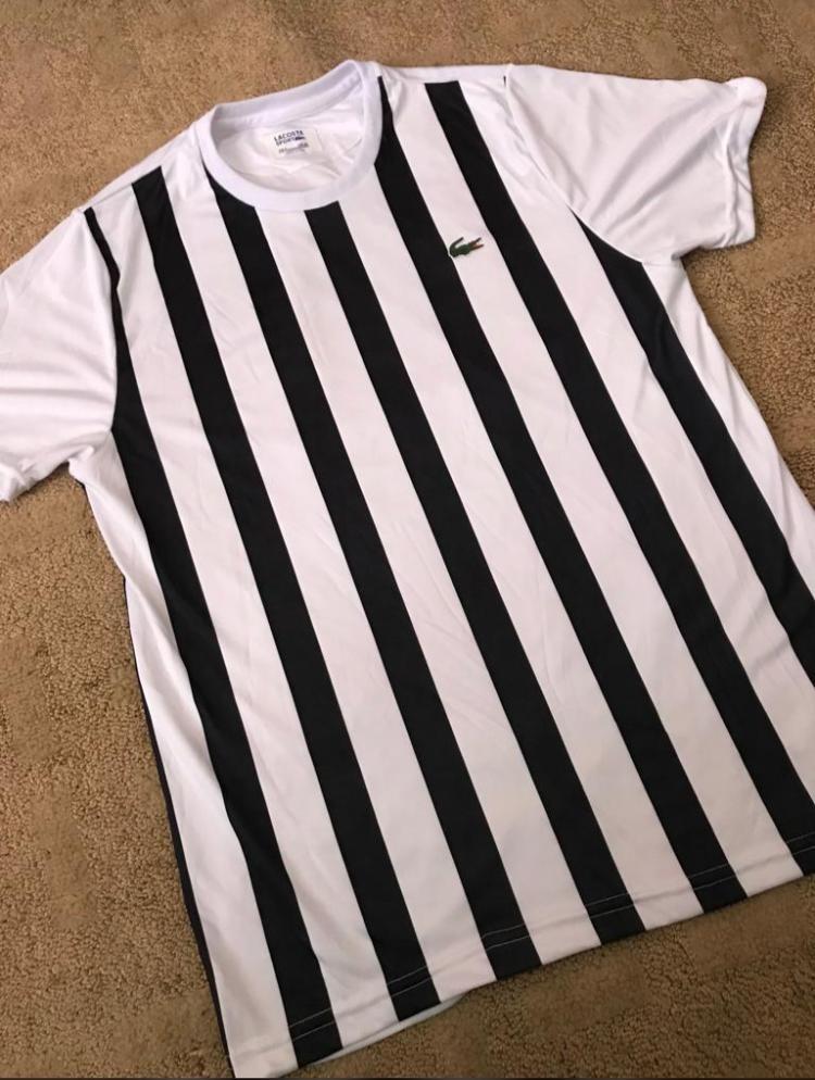 2b9aef4368494 camiseta lacoste listra masculina nova original promoção2018. Carregando  zoom.
