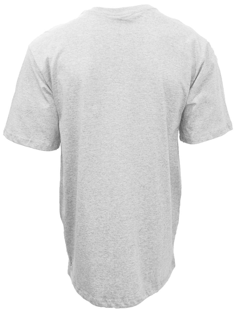 c3bb9fc444c camiseta lacoste live lançamento cinza c  preto e azul cl19. Carregando zoom .
