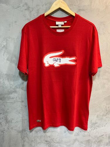 camiseta lacoste live original