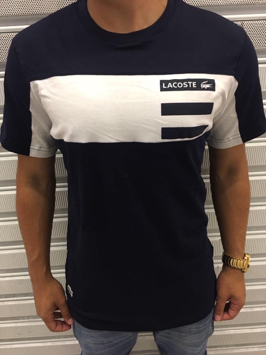 617cb6f151b camiseta lacoste live original verão 2018. Carregando zoom.