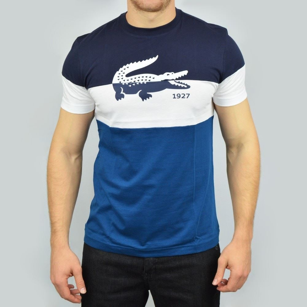 5d544ac40dbc6 camiseta lacoste masculina original no brasil camiseta aj. Carregando zoom.
