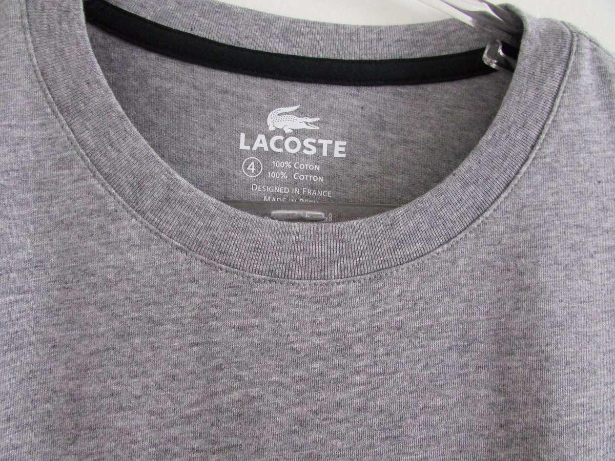 142a6999478 Camiseta Lacoste Nova original Tamanho P (t4) - R  95