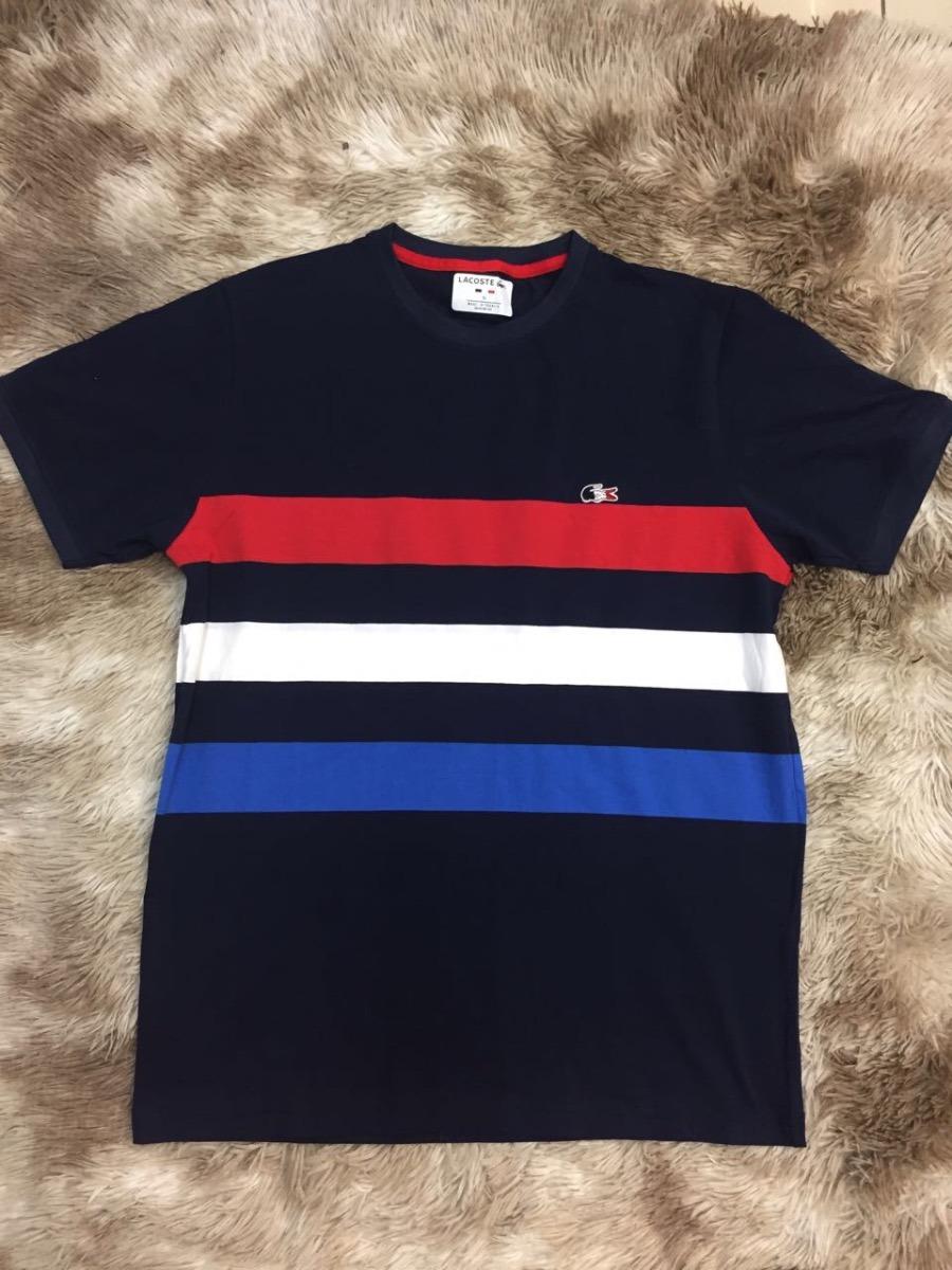 d0489d8be2b camiseta lacoste original. Carregando zoom.
