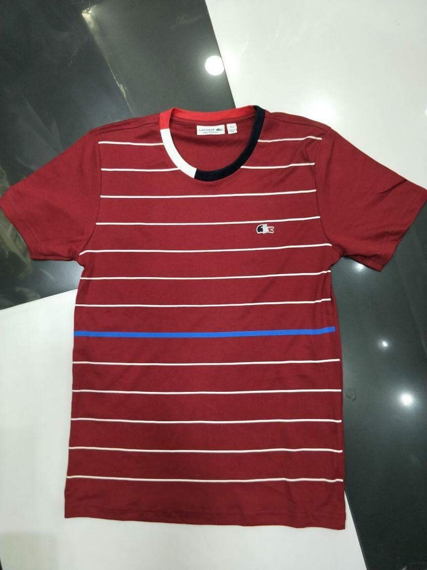 2da11185cc591 camiseta lacoste original fabricação frança. Carregando zoom.