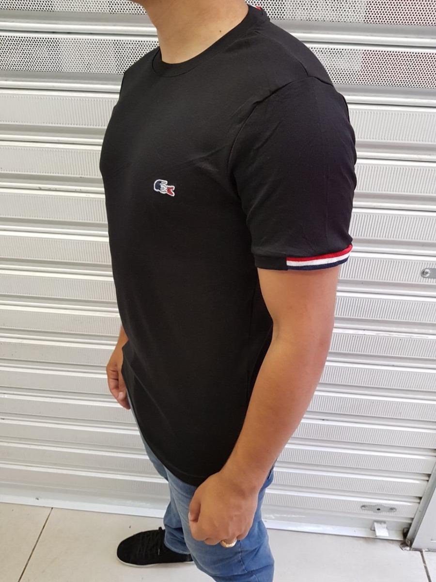 Camiseta Lacoste Original France Lançamento 2018 - R  138,00 em ... 845d5d6eef