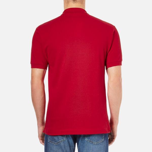 0c6b3865902a3 Camiseta Lacoste Polo Basica Original Promoção Cotton Pima - R  148 ...