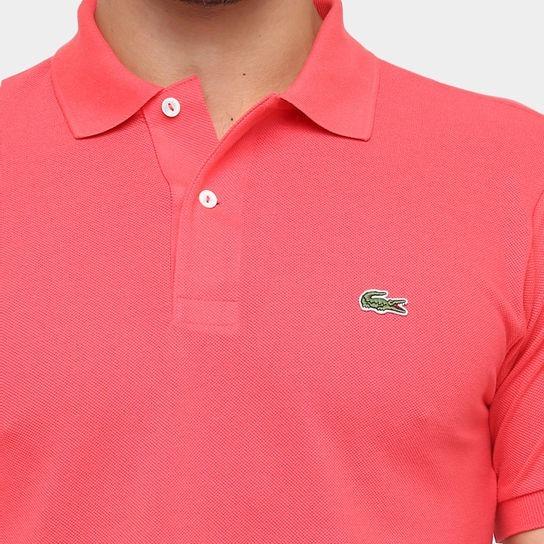 369cb6be777f8 Camiseta Lacoste Polo Originais Peruana Masculina Hugo Boss - R  154 ...