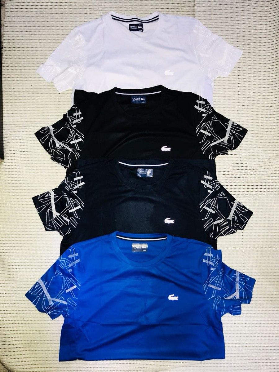1737bc061b0 camiseta lacoste sport exclusiva original. Carregando zoom.