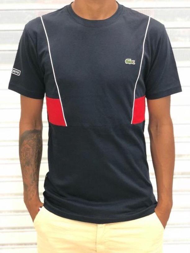 6006f154717 camiseta lacoste sport original. Carregando zoom.