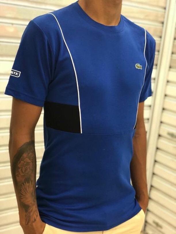 Camiseta Lacoste Sport Original - R  136,99 em Mercado Livre ae67b2c976