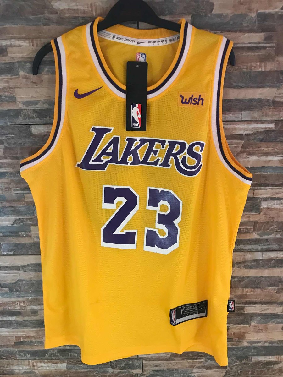 e690c302d Camiseta Lakers Nba Lebron James -   25.000 en Mercado Libre