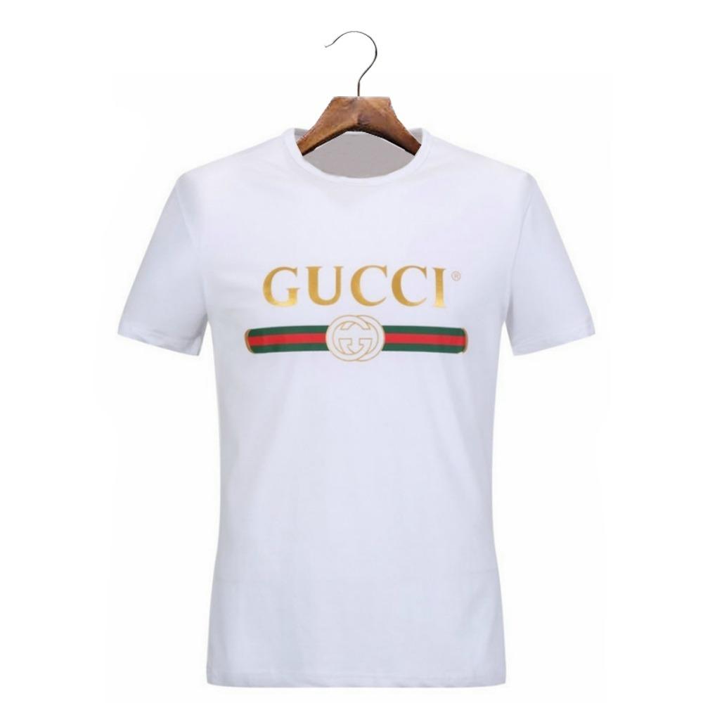 camiseta lançamento - gucci. Carregando zoom. ae1e128301d