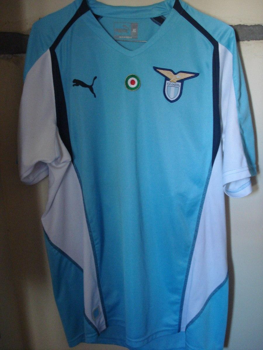 Camiseta Lazio Italia Puma 2004  26 Teté González Belgrano -   1.900 ... 639f8ef016d31