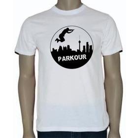 Camiseta Le Parkour