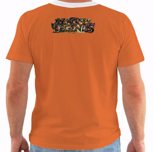 camiseta league of legends - pantheon - lol 070