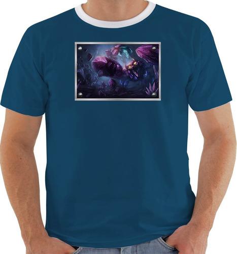 camiseta league of legends skarner lol 86 vanguarda de crist