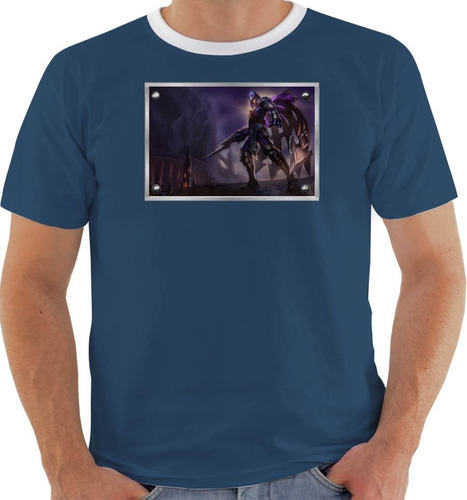 camiseta league of legends talon lol 91 sombra da lamina