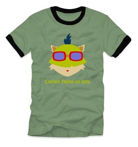 camiseta league of legends teemo