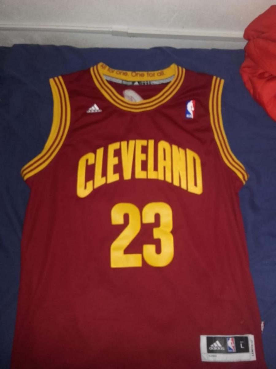 camiseta lebron james cleveland cavaliers original adidas. Cargando zoom. 8fe9d69c24550