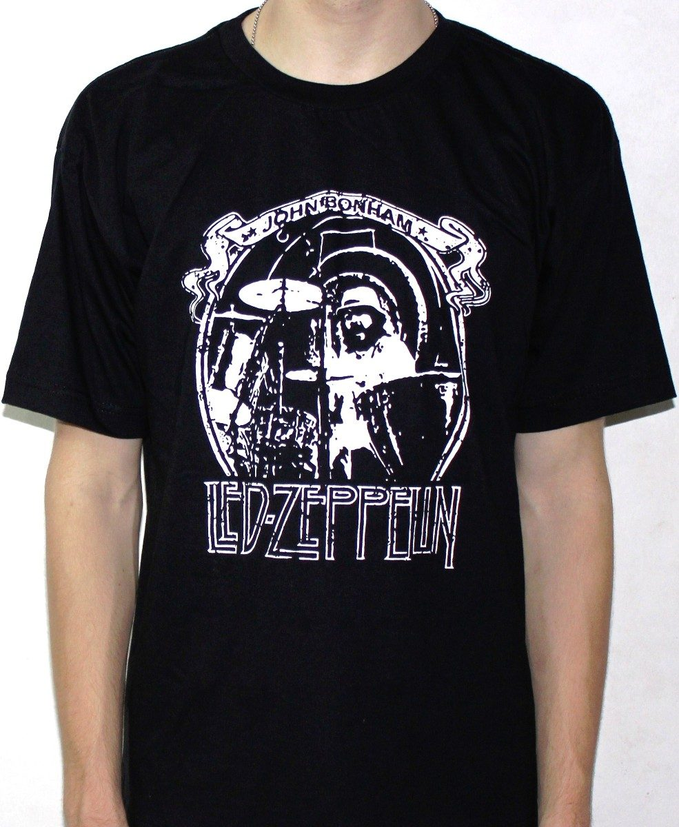 eea22e626 camiseta led zeppelin. Carregando zoom.