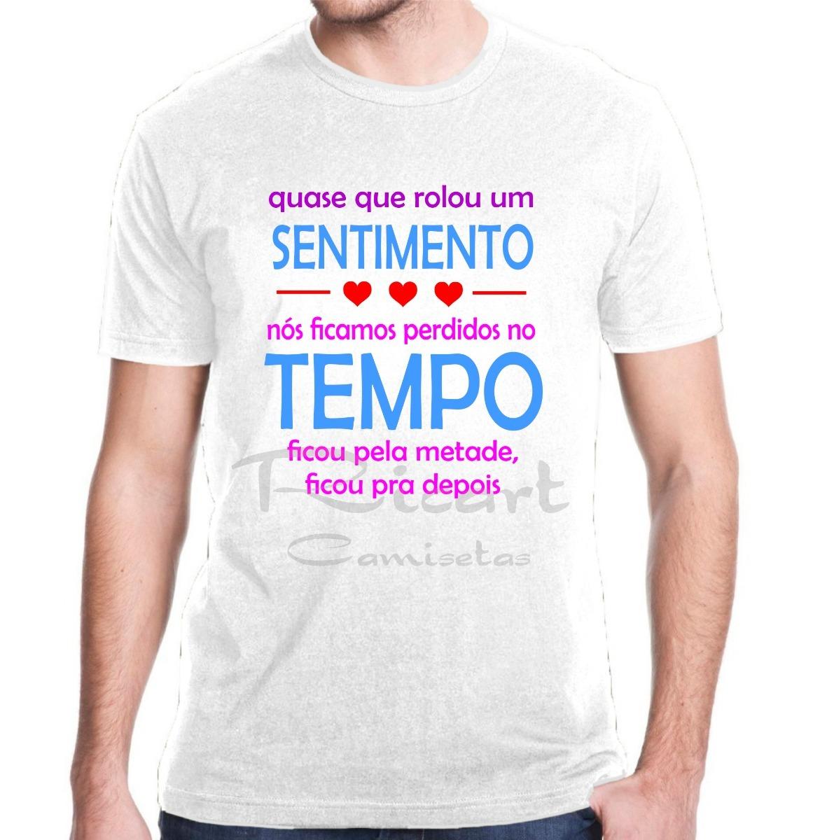 Camiseta Letra De Música Trechos Frases Maiara E Maraisa