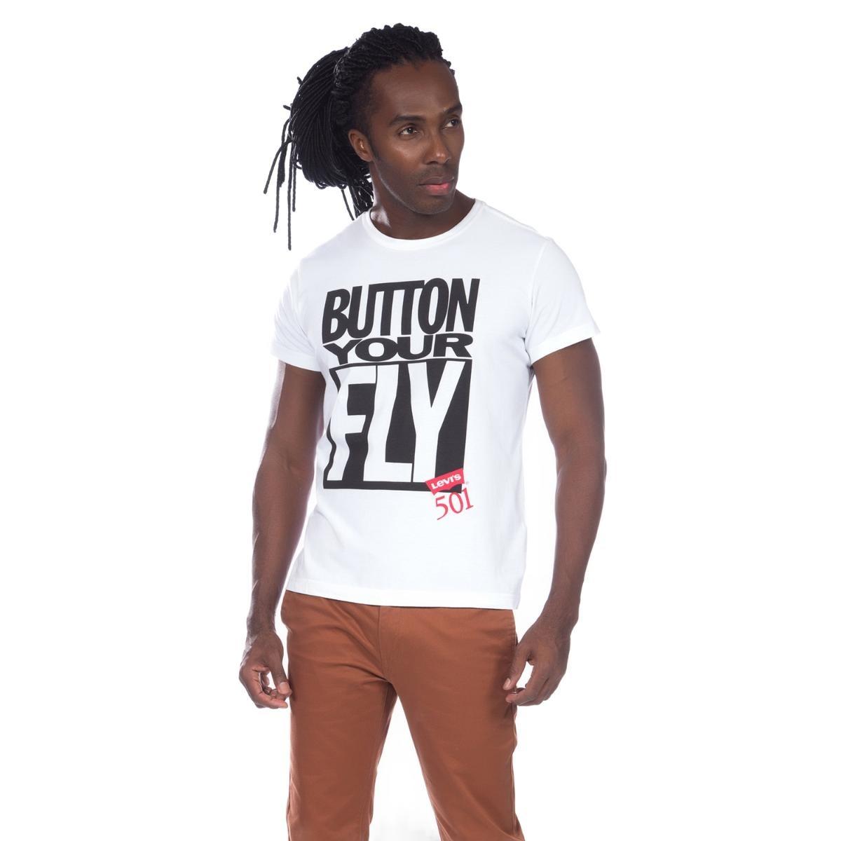 e4aa8c0dfe471 camiseta levis masculina sunset surplus graphic branca. Carregando zoom.