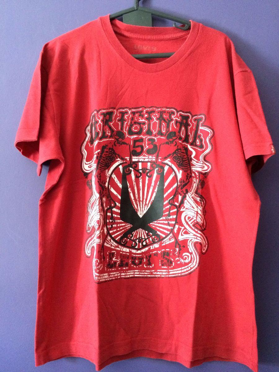 camiseta levis original. Carregando zoom. fc274265079