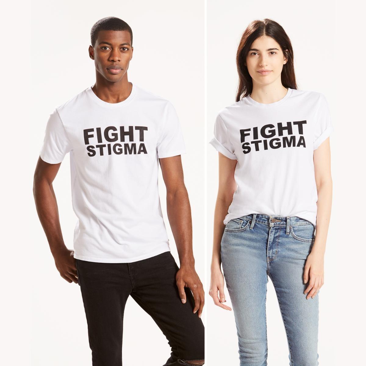 calidad perfecta tienda de liquidación amplia selección de colores y diseños Camiseta Levis Pride Community Branca