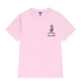 3ad465fecc Camiseta Bart Aron Cross - Camisetas Manga Curta para Masculino no ...