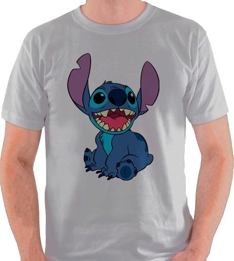 camiseta lilo e stitch desenho tumblr camisa blusa hawai r 35 88