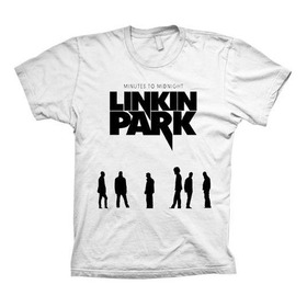 Camiseta Linkin Park - C30 Original.