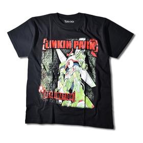 Camiseta Linkin Park - Rock - Metal