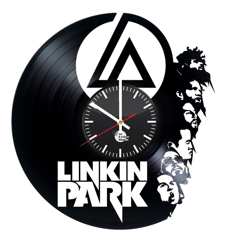 Camiseta Linkin Park Logo Banda Punk Camisa Blusa Raglan