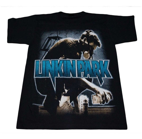camiseta linkin park rock activity importada talla m