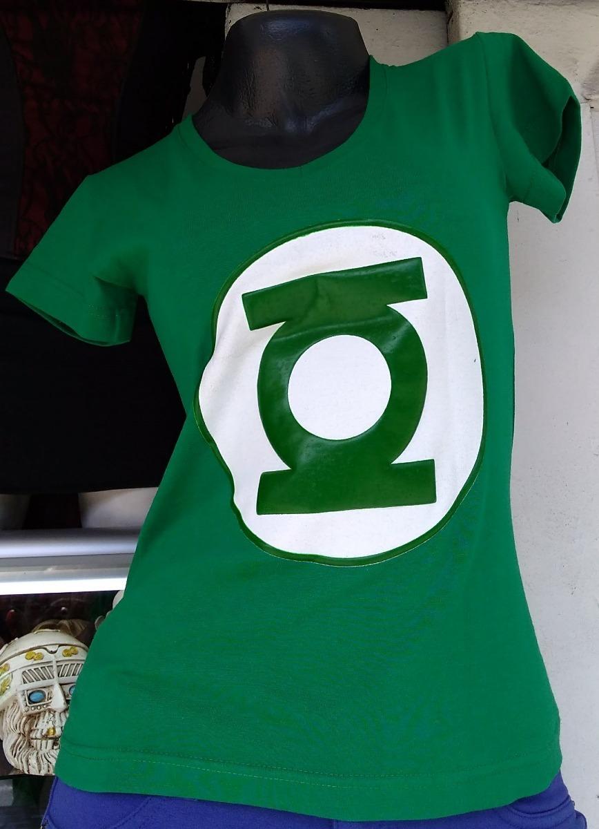 307adbeaa4a57 Camiseta Dama Mercado Libre 26 Verde En 000 Linterna qqwzAfxp1
