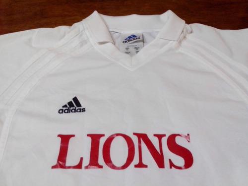 camiseta lions adidas