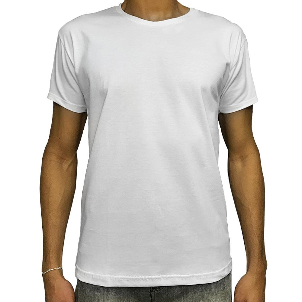 713a516e3 camiseta lisa 100% algod fio 30.1 penteado camisa da latinha. Carregando  zoom.