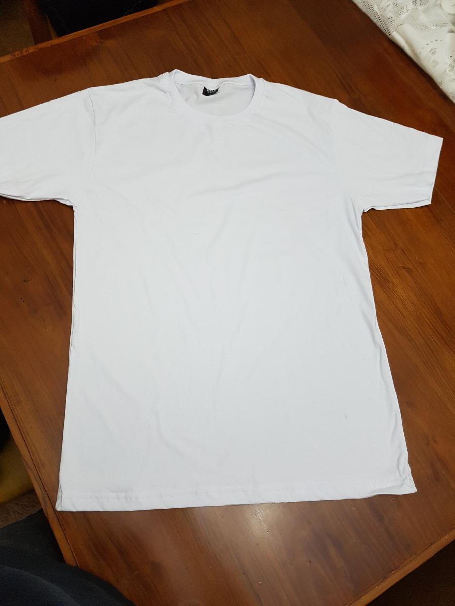 38e048892ab88 camiseta lisa 100% algodão fio 30.1 penteado g1-g6 plus size. Carregando  zoom.