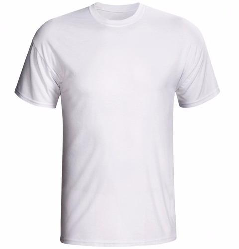 camiseta lisa branca p
