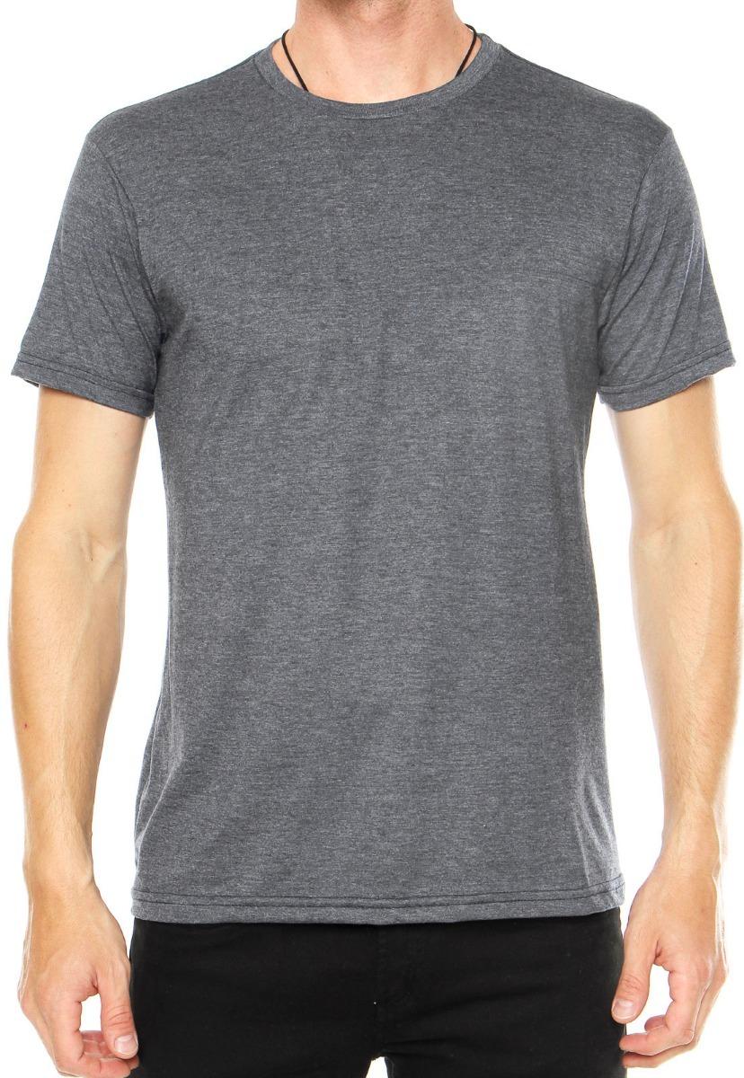 camiseta lisa masculina manga curta 100% algodão. Carregando zoom. 8f4718e798d